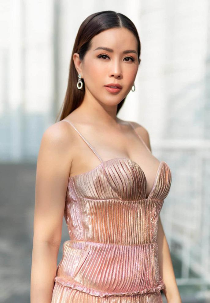 Nhan sắc Thu Hoài, Thúy Nga trong cuộc thi Hoa hậu bị tố mua giải-6
