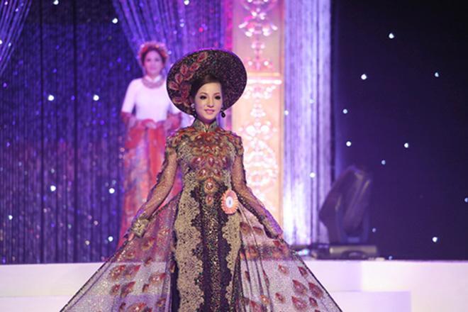 Nhan sắc Thu Hoài, Thúy Nga trong cuộc thi Hoa hậu bị tố mua giải-9