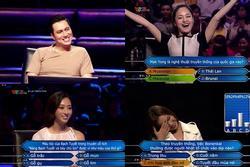 Sao Việt chơi 'Ai Là Triệu Phú': Ai mang tiền về nhiều nhất?