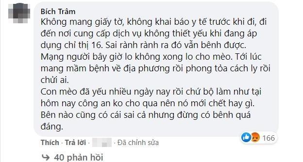 Hari Won viết tút thương con mèo liền bị hỏi: Người dân là con gì?-6