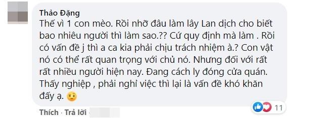 Hari Won viết tút thương con mèo liền bị hỏi: Người dân là con gì?-7