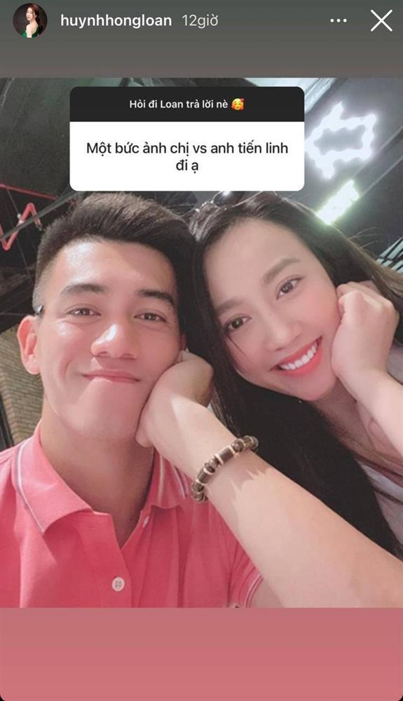 Bị gạ show hình với Tiến Linh, bồ cũ Hồng Loan vào việc nhanh như chớp-1