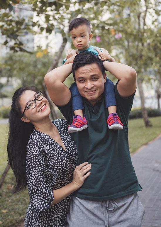 Vợ chồng Thanh Ngọc làm mọi thứ để có con suốt 8 năm-2