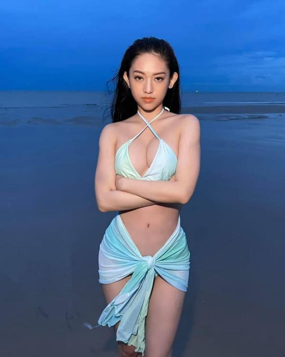 Hot girl Thúy Vi: Thân hình nóng bỏng ở tuổi 23, nhiều tài sản tiền tỷ-2