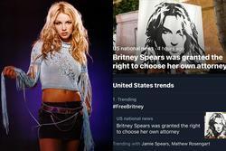 Britney Spears ăn mừng sau phiên tòa 'tôi muốn loại bỏ bố mình'