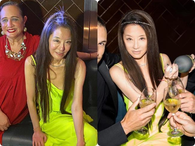 Vera Wang lộ nguyên dạng mặt nhàu: Chết đứng hay sốc nặng?-6