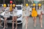 Netizen tóm sống loạt ảnh pha ke của một hot girl tài chính 4.0-9