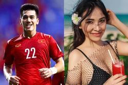Sáng tỏ tin đồn cầu thủ Tiến Linh hẹn hò chân dài Quỳnh Thư?