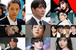 Loạt scandal đen tối idol K-Pop: Bắt nạt học đường, phốt 'tiểu tam', dùng chất cấm