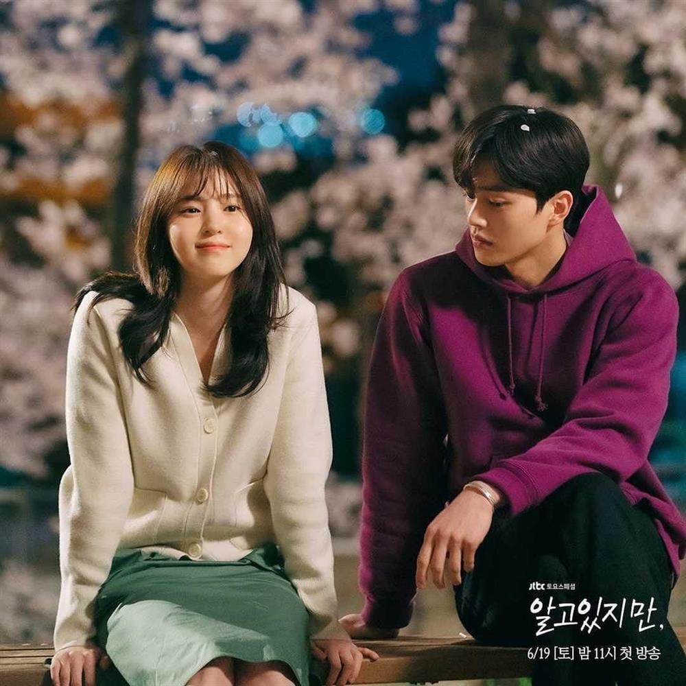 Tiểu tam Han So Hee phục thù sau vai diễn nhạt nhòa trong Nevertheless-9