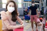 Công Vinh than 'đời bất công' khi giúp Thủy Tiên từ thiện