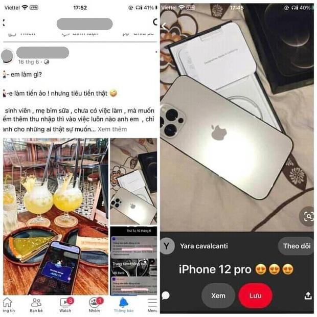 Netizen tóm sống loạt ảnh pha ke của một hot girl tài chính 4.0-5