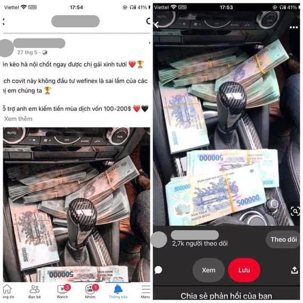 Netizen tóm sống loạt ảnh pha ke của một hot girl tài chính 4.0-6