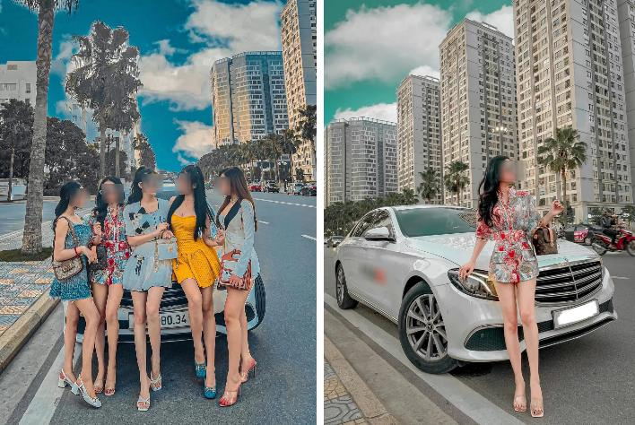 Hội hot girl tài chính sống ảo là chính: Hết khoe body đến show hình bên ô tô-1