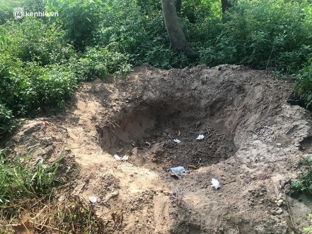 Giết chủ nợ ở Hải Dương: Chôn 1 tháng đào lên đốt xác, phi tang nhiều nơi-3