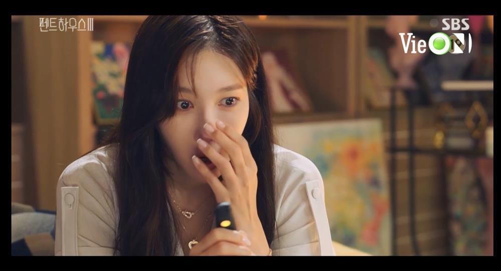 Penthouse 3 tập 7: Logan sống dậy, Soo Ryeon biết bí mật Seok Kyung là con ruột-15