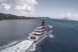 Siêu du thuyền trị giá 200 triệu USD có gì?