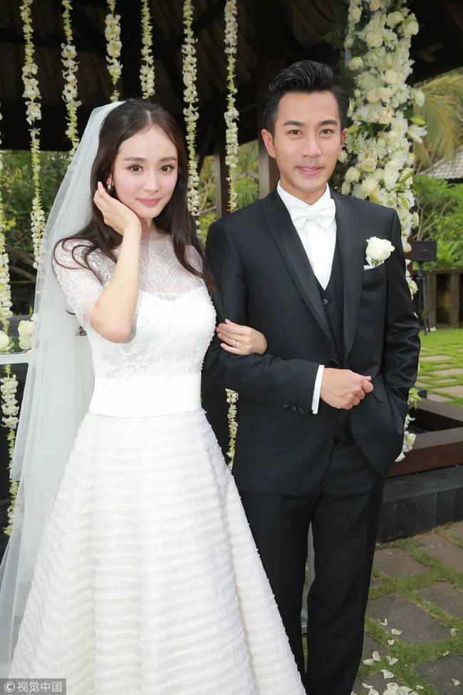 Hôn nhân Dương Mịch - Lưu Khải Uy vốn không xuất phát từ tình yêu?-3