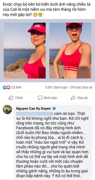 MC Nguyễn Cao Kỳ Duyên bị khán giả mắng giỏi trốn Covid-19-7