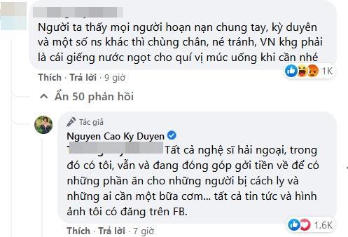 MC Nguyễn Cao Kỳ Duyên bị khán giả mắng giỏi trốn Covid-19-5