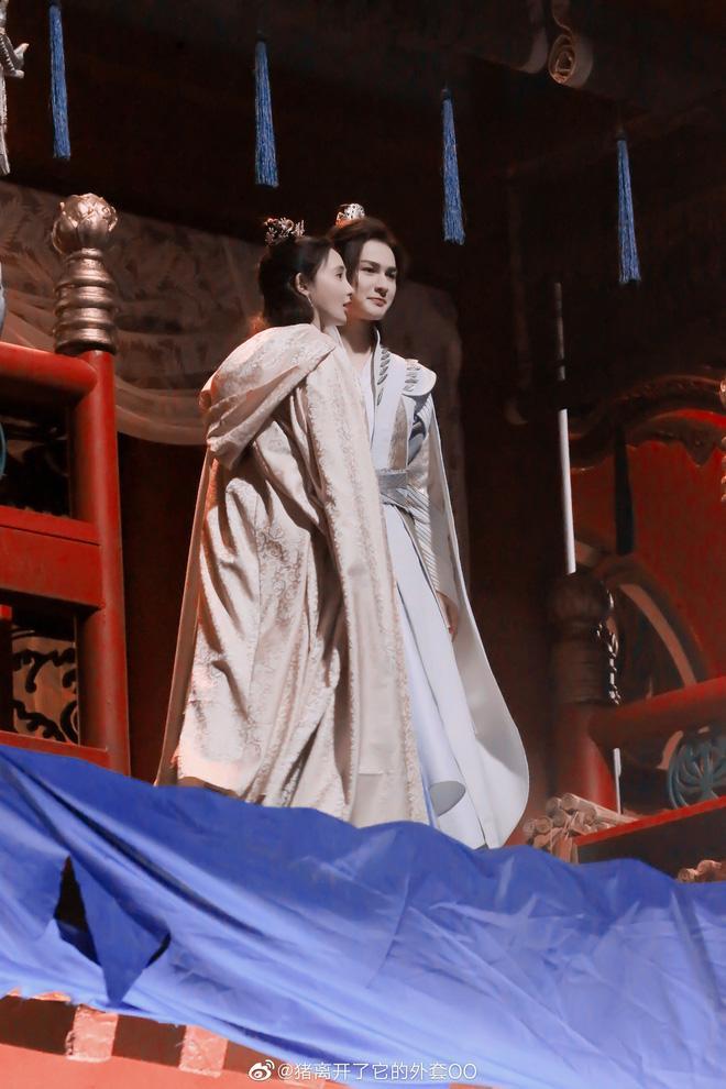 Bành Tiểu Nhiễm mảnh mai khác lạ, chặt đẹp lời chê bai mập ú trong phim-4