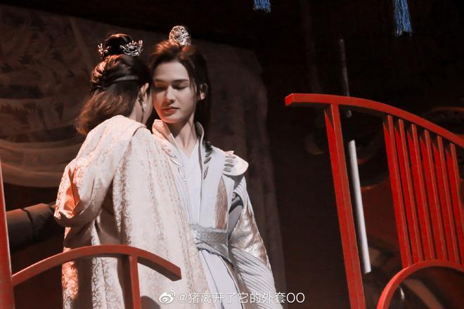 Bành Tiểu Nhiễm mảnh mai khác lạ, chặt đẹp lời chê bai mập ú trong phim-5
