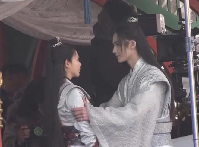 Bành Tiểu Nhiễm mảnh mai khác lạ, chặt đẹp lời chê bai mập ú trong phim-7