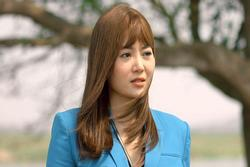 Diễn viên Thanh Hương: 'Tôi đóng cảnh hơi nóng, chồng cũng không ý kiến'
