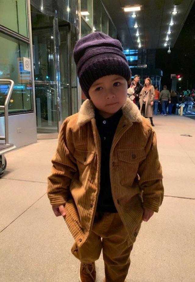 Con trai Đan Trường 4 tuổi sở hữu công ty riêng, mặc toàn hàng hiệu-3