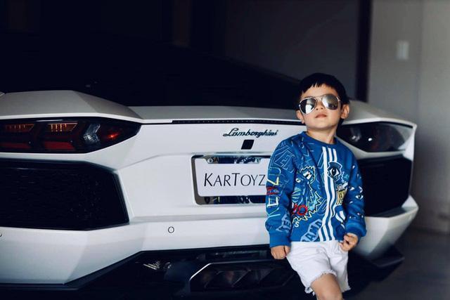 Con trai Đan Trường 4 tuổi sở hữu công ty riêng, mặc toàn hàng hiệu-5
