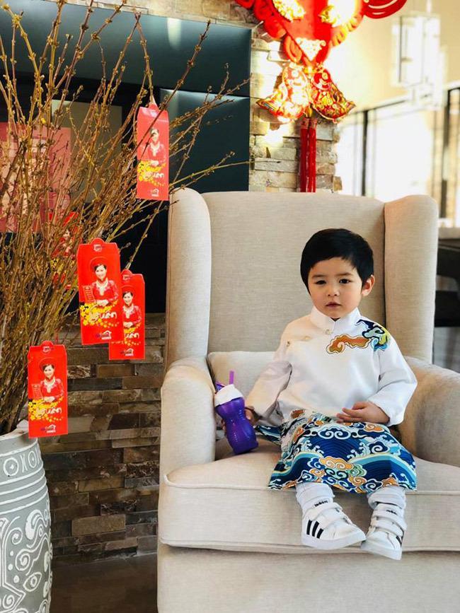 Con trai Đan Trường 4 tuổi sở hữu công ty riêng, mặc toàn hàng hiệu-7