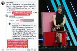 Cô gái 12 mối tình thu hút chú ý khi tư vấn tình cảm dạo cho netizen
