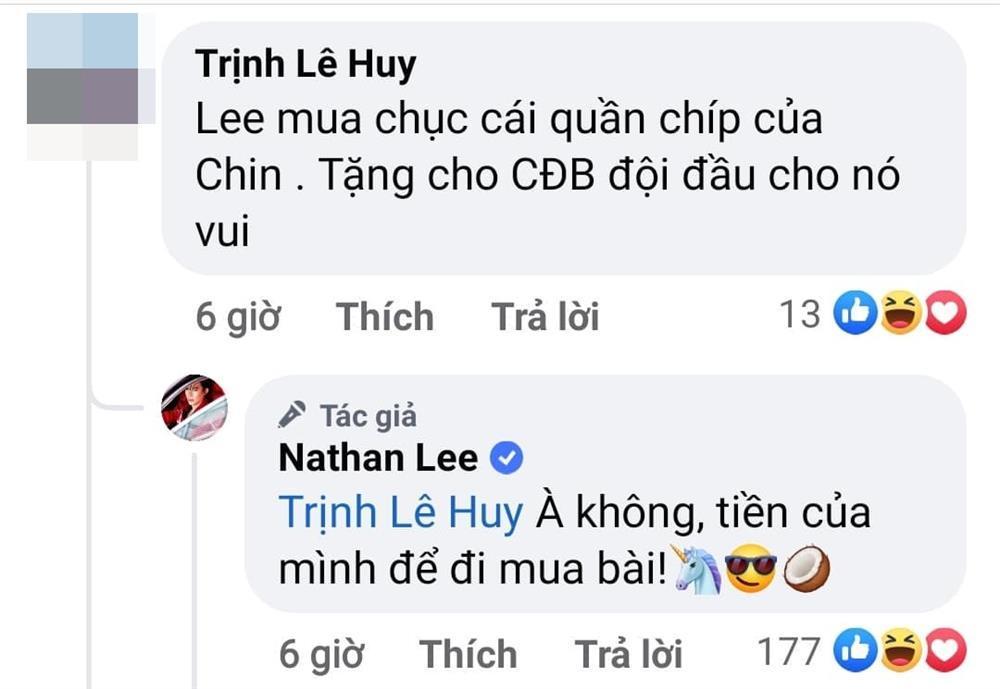Nathan Lee - Cao Thái Sơn đùn đẩy, nội y Ngọc Trinh cuối cùng ế?-3
