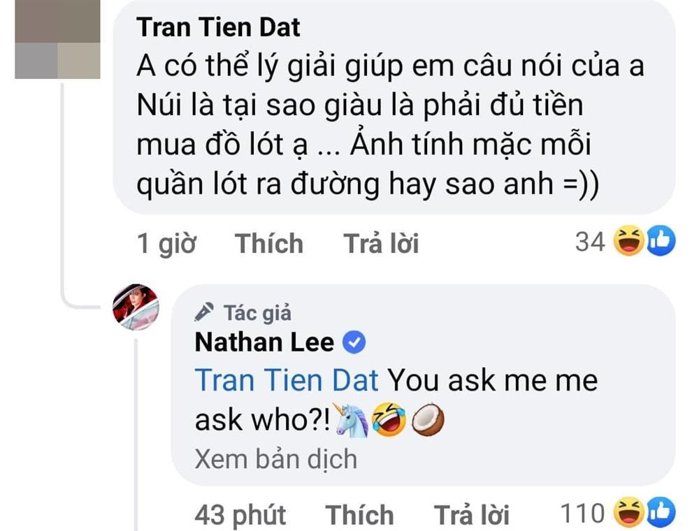 Nathan Lee - Cao Thái Sơn đùn đẩy, nội y Ngọc Trinh cuối cùng ế?-4