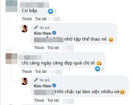 Kim Hiền bị nhắc nhở quá gầy gò-3