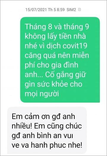 Anh Minh bán rau từ chối nhận tiền ủng hộ-2