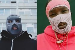 Xu hướng đội mũ che kín mặt của Binz và giới rapper