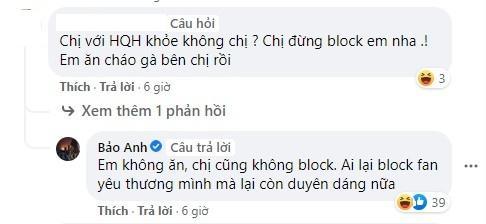 Bảo Anh phản ứng thế nào khi bị hỏi về tình cũ Hồ Quang Hiếu?