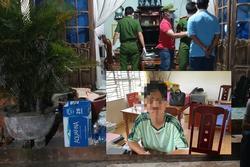 Nghi phạm sát hại Hiệu trưởng ở Quảng Nam: Ngoan ngoãn, nhiều năm học sinh giỏi