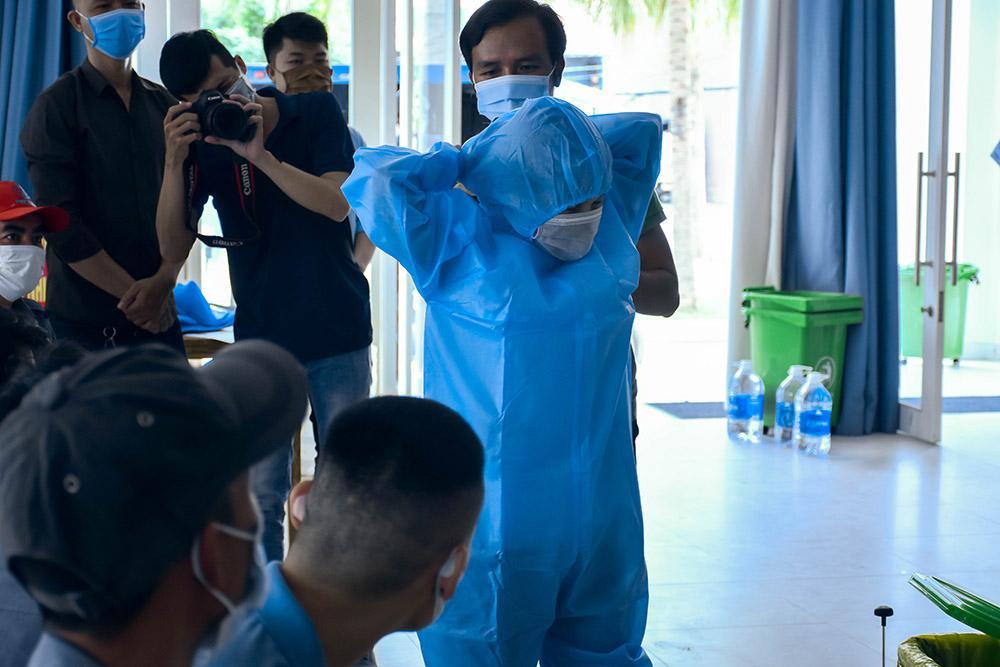 Cận cảnh khách sạn 5 sao cách ly miễn phí cho người Đà Nẵng về từ vùng dịch-4