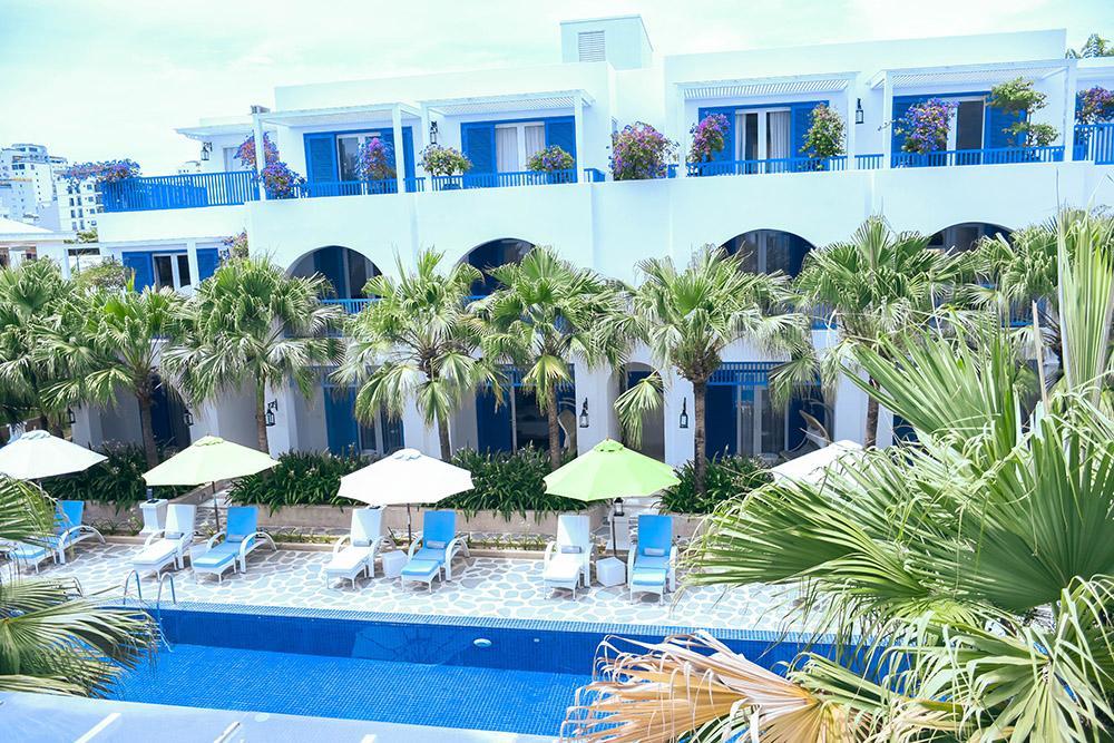 Cận cảnh khách sạn 5 sao cách ly miễn phí cho người Đà Nẵng về từ vùng dịch-18
