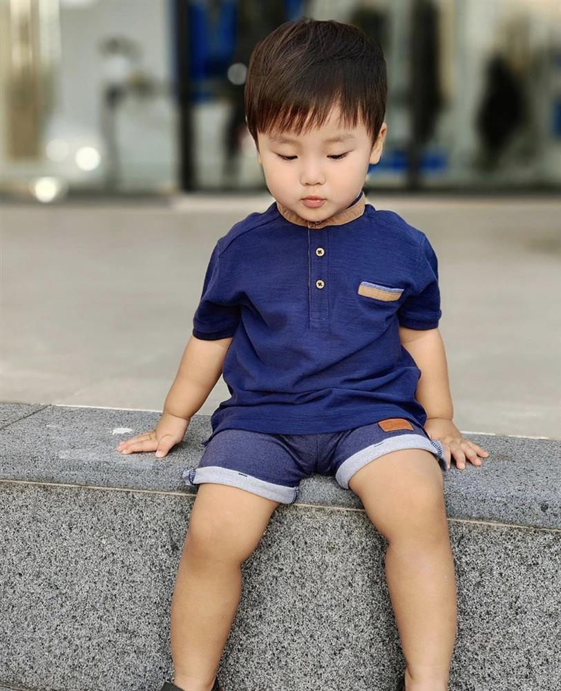 Phong cách thời trang cưng xỉu của soái ca nhí nhà Hoà Minzy, Trà My Idol-3