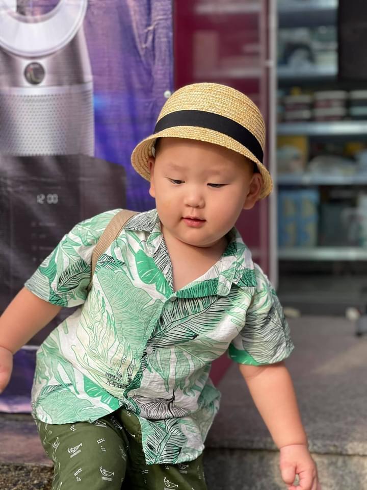 Phong cách thời trang cưng xỉu của soái ca nhí nhà Hoà Minzy, Trà My Idol-9