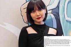 Xôn xao bài đăng 'Hải Tú vẫn ổn', được công ty Sơn Tùng bảo vệ