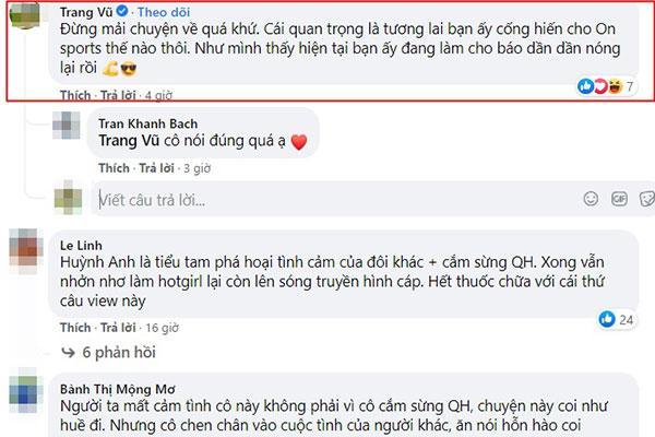 Huỳnh Anh khoe làm MC, mẹ nuôi Quang Hải phản ứng bất ngờ-2