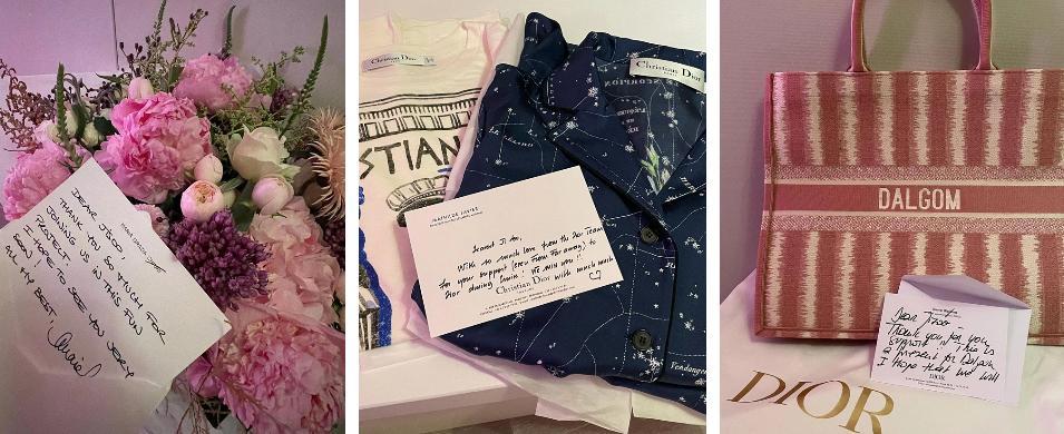 Số hưởng như cún cưng của Jisoo: 3 lãnh đạo Dior gửi quà sinh nhật gần 80 triệu-4
