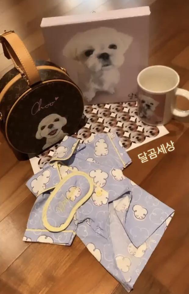 Số hưởng như cún cưng của Jisoo: 3 lãnh đạo Dior gửi quà sinh nhật gần 80 triệu-8