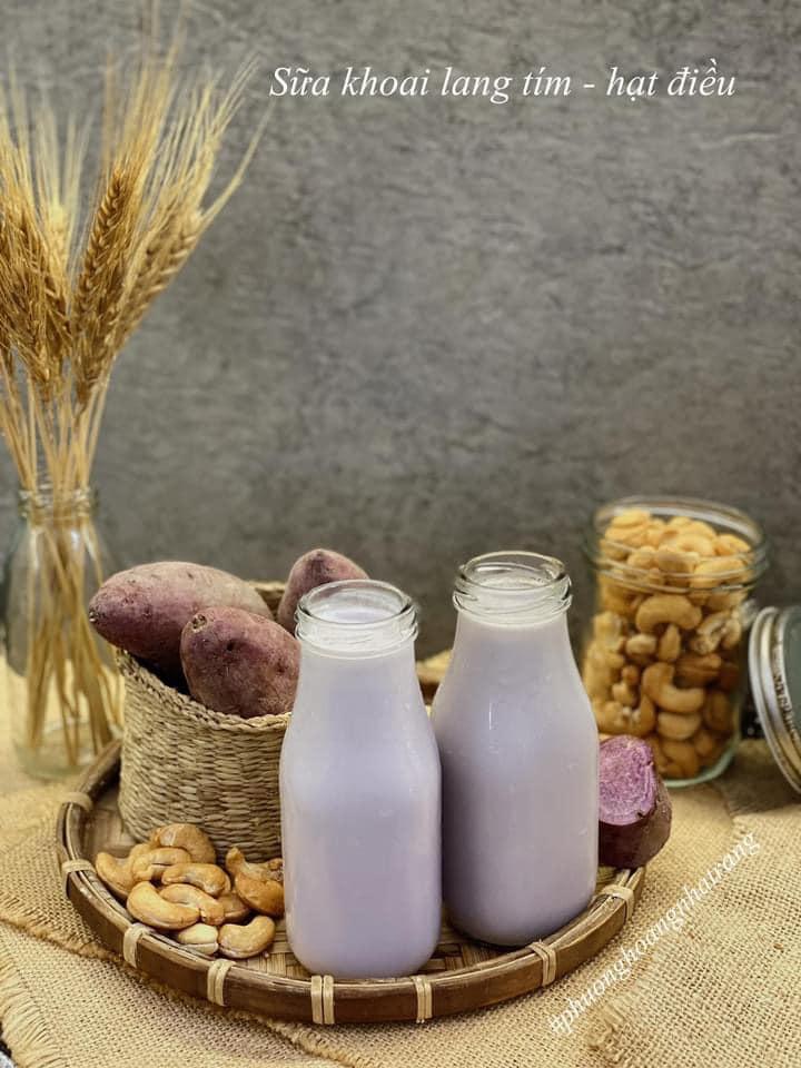 Đang nghỉ giãn cách, ghim cách làm các loại sữa hạt đã ngon lại bổ-2