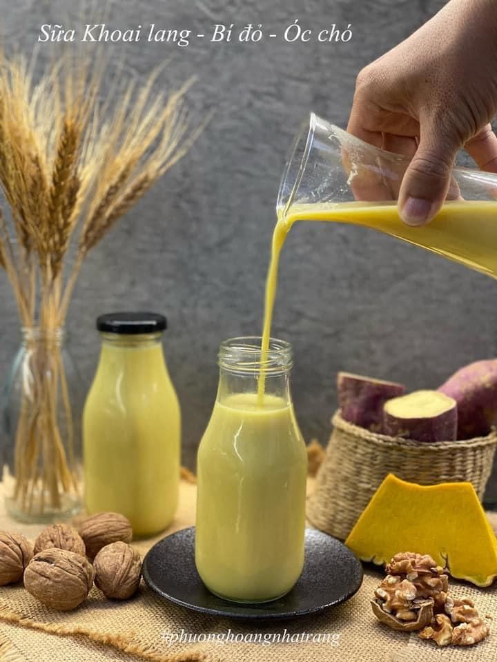 Đang nghỉ giãn cách, ghim cách làm các loại sữa hạt đã ngon lại bổ-7