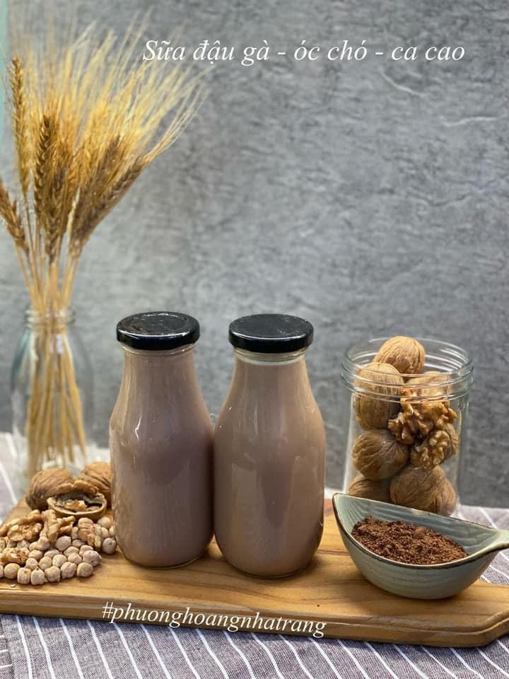 Đang nghỉ giãn cách, ghim cách làm các loại sữa hạt đã ngon lại bổ-8
